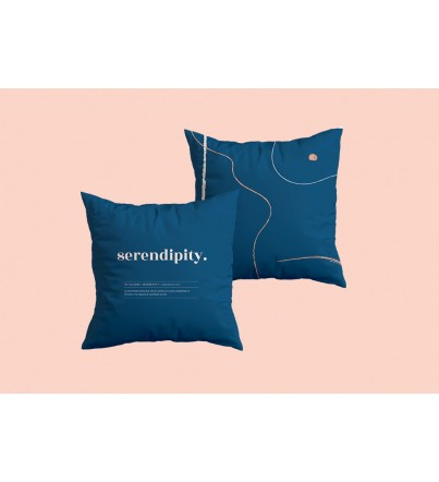 """Cuscino """"Serendipity"""" New colecction"""